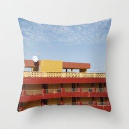 Bajamar Throw Pillow