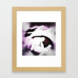 Abstract #15 (Untitled) Framed Art Print