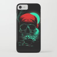 hunting iPhone & iPod Cases featuring Treasure Hunting by nicebleed