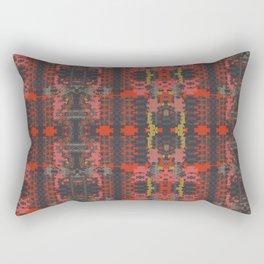 Energy Square 2 Rectangular Pillow
