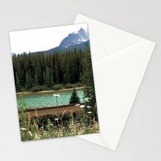 Banff Wildflowers Stationery Cards