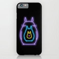My Neon Neighbors  (Totoro) iPhone 6 Slim Case