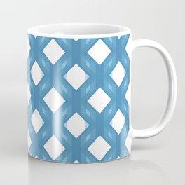 Retro-Delight - Diamond Division - Blue Coffee Mug