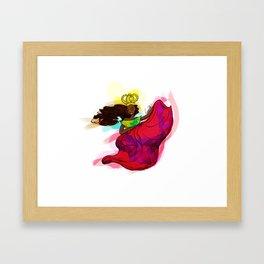 Reina Congo - Congo Queen Framed Art Print