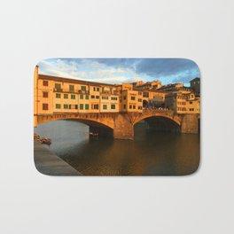 Ponte Vecchio Bath Mat