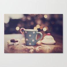 Happy Holidays (2) Canvas Print
