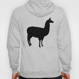 Llama Silhouette Hoody
