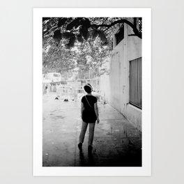 Hong Kong #50 Art Print