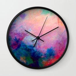 Remix IV Wall Clock