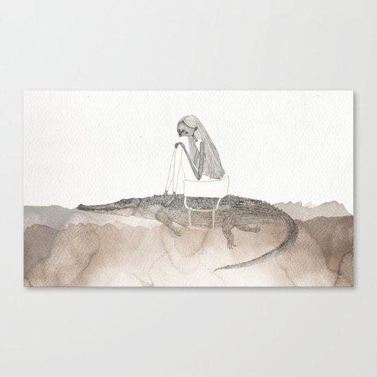 steersman Canvas Print