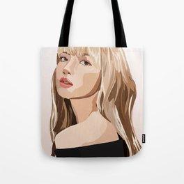 Lisa - Blackpink Tote Bag