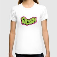 fresh prince T-shirts featuring Fresh by MartiniWithATwist