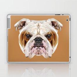 English Bulldog // Natural  Laptop & iPad Skin