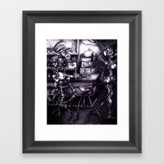 Compatibility Check Framed Art Print