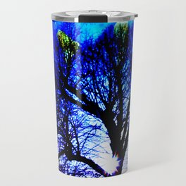 Our World Is A Magic - Moments sunset Travel Mug
