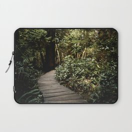 Path to Happiness Laptop Sleeve