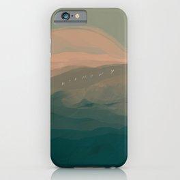 """""""Harmony."""" iPhone Case"""
