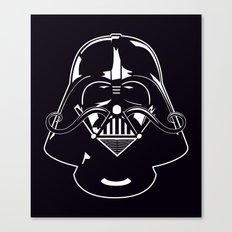 V for Vader Canvas Print