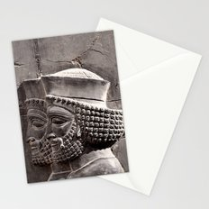 Persian Guards Stationery Cards