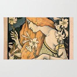 Vintage poster - L'Ermitage Rug