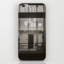 Bicycle Storage iPhone Skin