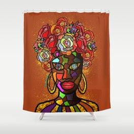 Beautiful Gems Shower Curtain