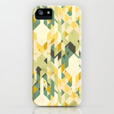 des-integrated tartan pattern Slim Case iPhone (5, 5s)