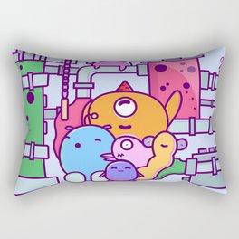 Slugs Rectangular Pillow