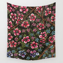 L'amour fait rougir Wall Tapestry