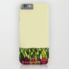 Train Back Home Slim Case iPhone 6s