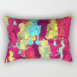 Mr. Robot, your screw is loose. Rectangular Pillow