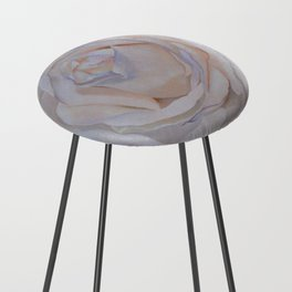 Blushing Hearts by Teresa Thompson Counter Stool