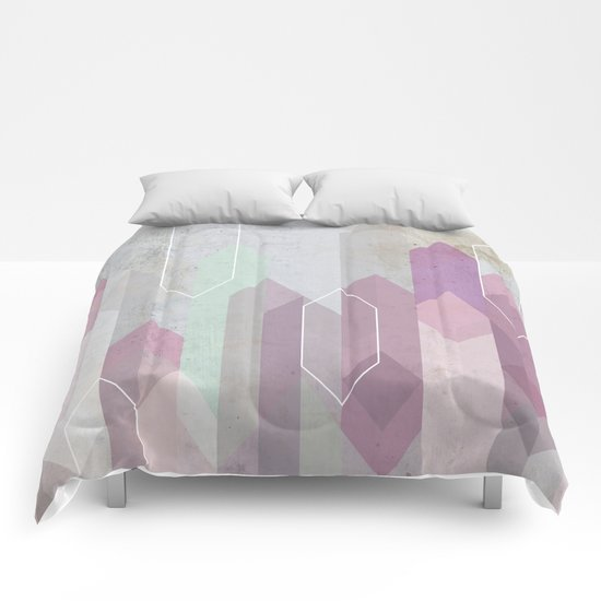 Concrete Gems Comforters