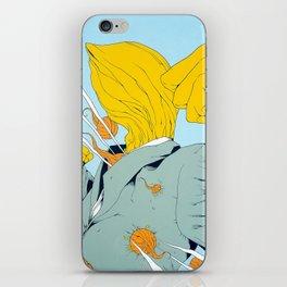 Bombardement iPhone Skin