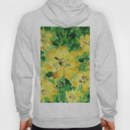 YELLOW PETALS Hoody