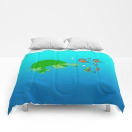 Sea Buddies Comforters