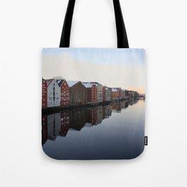 Norwegian reflections Tote Bag