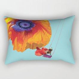 Bee Fun Rectangular Pillow