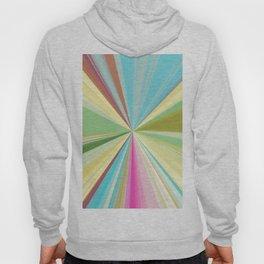 415 Abstract Colour design Hoody