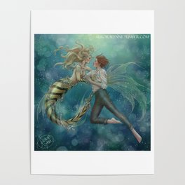 ChloNath - By The Sea Poster