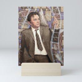 Richard Burton, Old Hollywood Mini Art Print