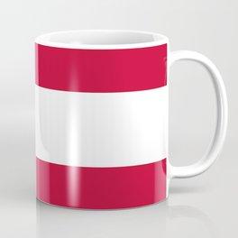 Flag: Denmark Coffee Mug