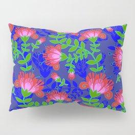Flora De Fuego Royal Pillow Sham