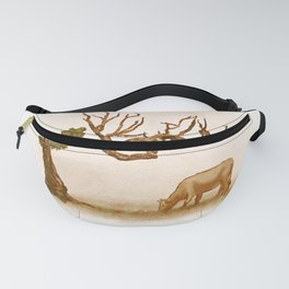 Ancient Laurisilva Forest of Madeira - Fanal 2 Fanny Pack
