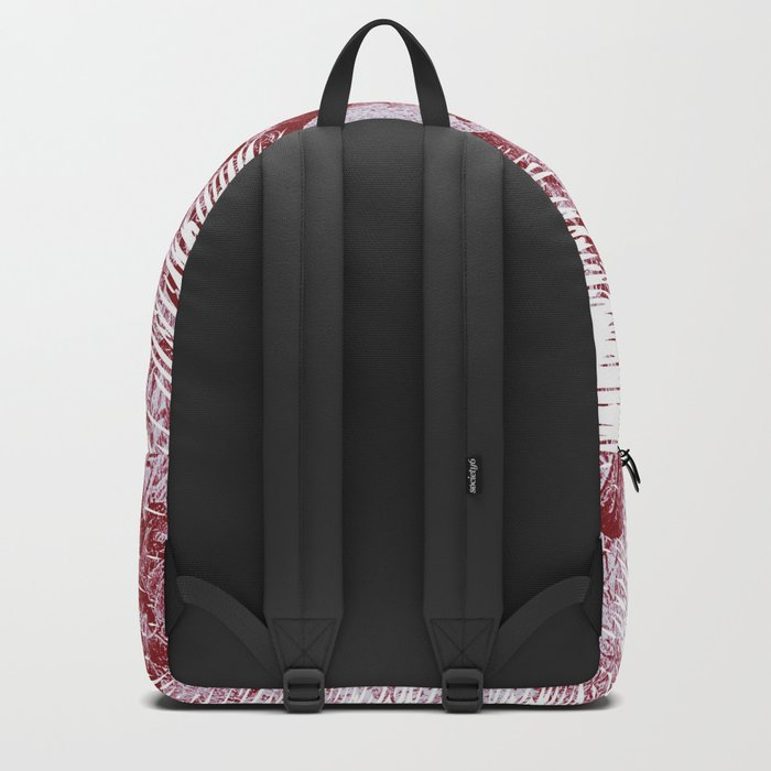 Sensuality, face Backpack