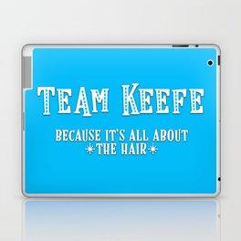 Team Keefe Laptop & iPad Skin
