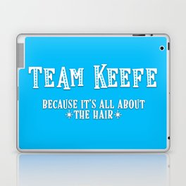 Team Keefe Laptop & iPad Skin