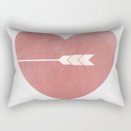 half of you Rectangular Pillow