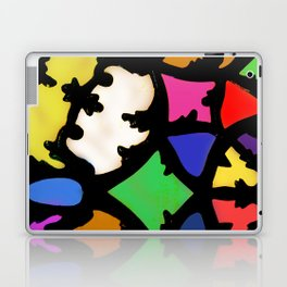 turkish in bright colors Laptop & iPad Skin