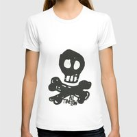 all time low T-shirts featuring All Time Low Skull and Cross Bones by Kelsey